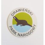 Magnes okrągły- Logo DPN